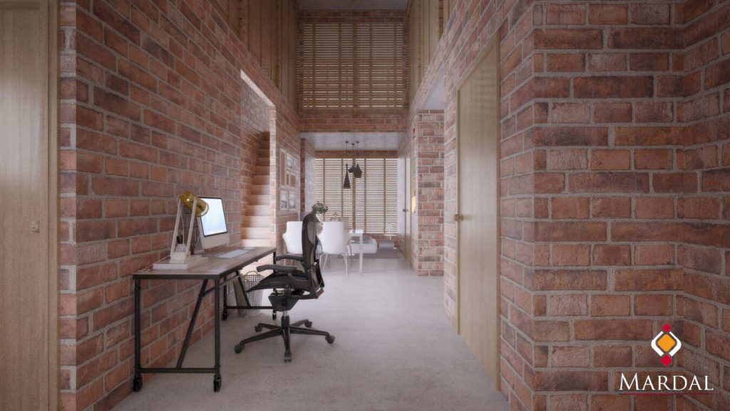 Office / Mardal 3D Modeling